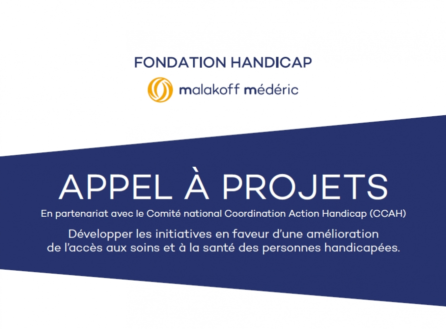 Appel a projet Fondation Malakoff Mederic
